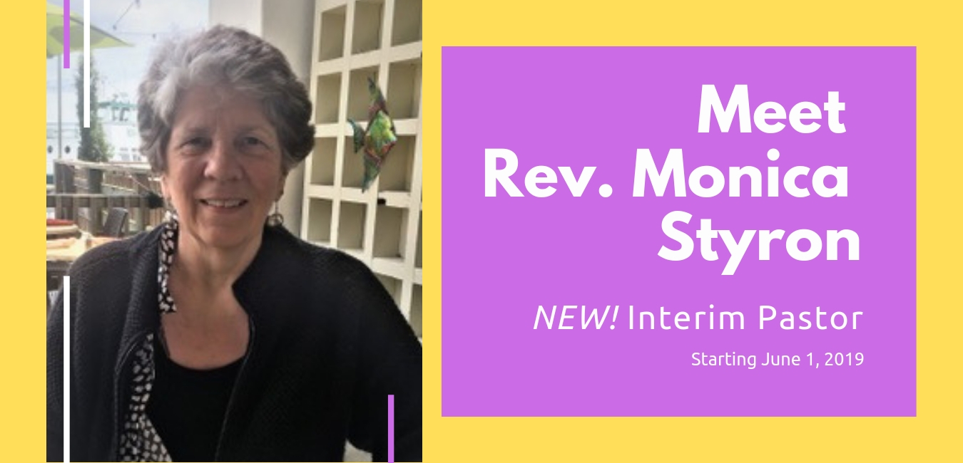 New Interim Pastor